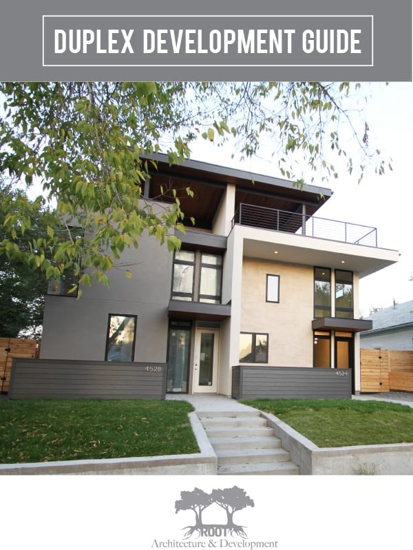 When is a Duplex suitable for your development